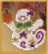click here to view larger image of Ghostly Fun  (bead kit)