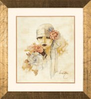 click here to view larger image of Bride - Sara Moon - 35ct (counted cross stitch kit)