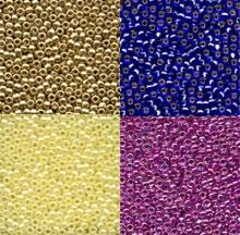 click here to view larger image of Mill Hill Glass Seed Beads (glass treasure)