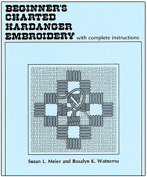 click here to view larger image of Beginners Charted Hardanger (book)