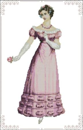 click here to view larger image of Fashion Victorian Sarah Elizabeth (chart)