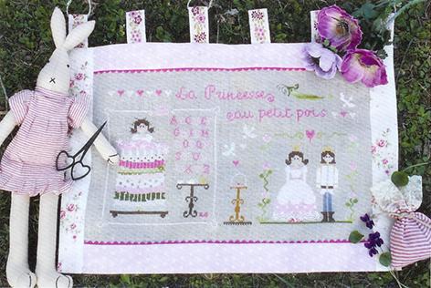 click here to view larger image of La Princesse Au Petit Pois (chart)