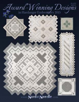 click here to view larger image of Award Winning Designs in Hardanger Embroidery 2015 (chart)