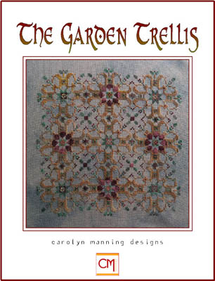 click here to view larger image of Garden Trellis, The (chart)