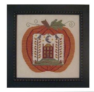 click here to view larger image of Great Pumpkin Sampler (chart)