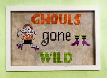 click here to view larger image of Ghouls Gone Wild (chart)