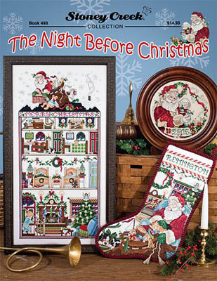 Night Before Christmas, The - click here for more details about chart