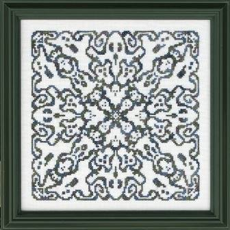 click here to view larger image of Ghostly Mandala, A (chart)