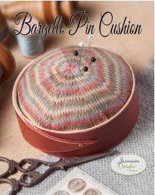 click here to view larger image of Bargello Pin Cushion (chart)