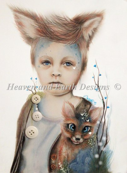 click here to view larger image of Boy And His Fox, A (chart)