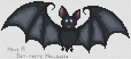 click here to view larger image of Bat-Tastic (chart)