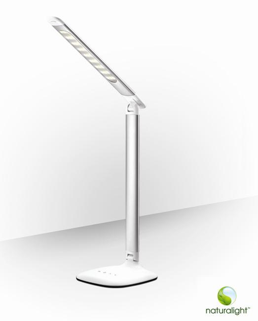 click here to view larger image of Daylight - LED Smart Lamp D20 - Met Silver (accessory)