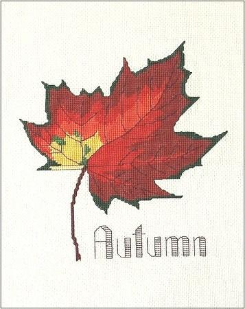 click here to view larger image of Autumns Glory (chart)