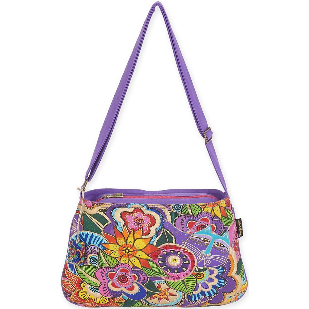 click here to view larger image of Carlottas Garden - Medium Crossbody Bag (accessory)