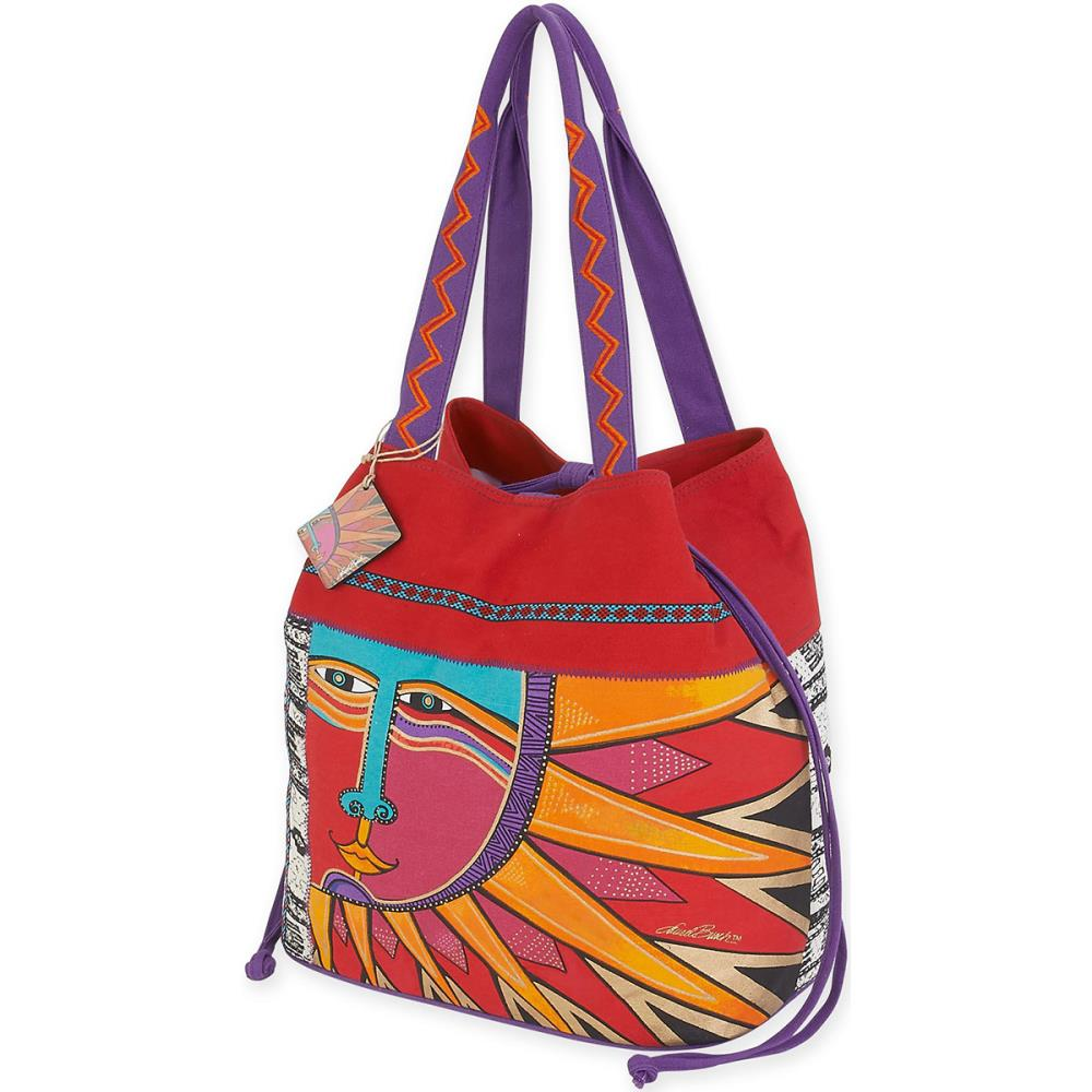click here to view larger image of Celestial Rays - Drawstring Bag (accessory)