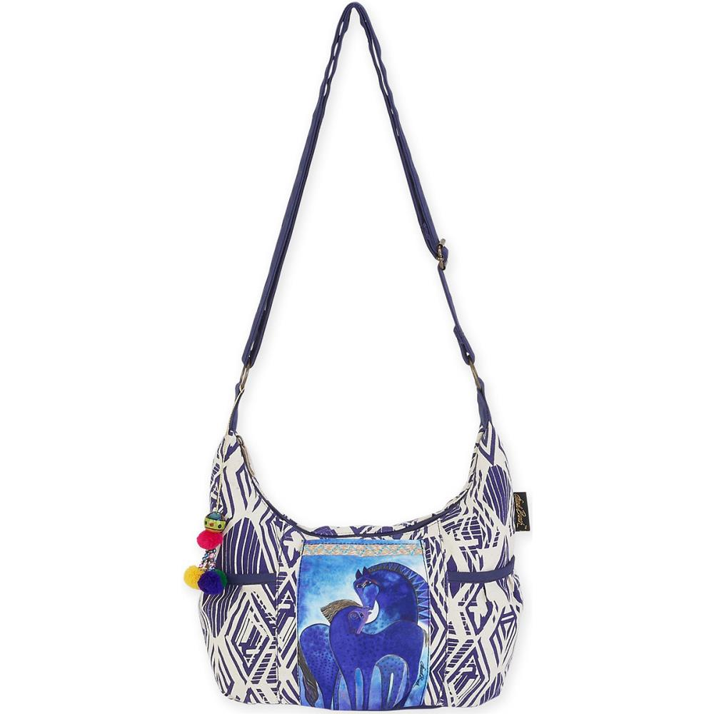 click here to view larger image of Indigo Mares - Medium Scoop Crossbody Bag (accessory)