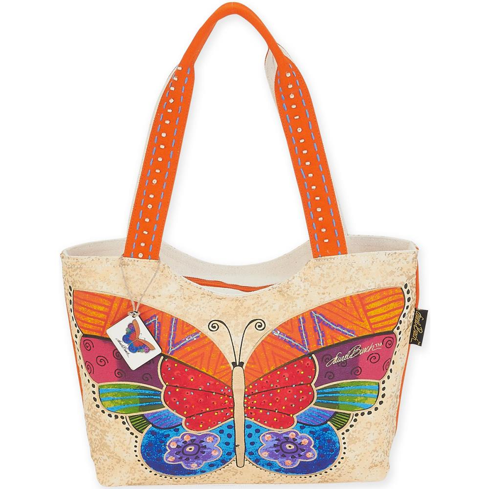 click here to view larger image of Flutterbye - Medium Tote (accessory)