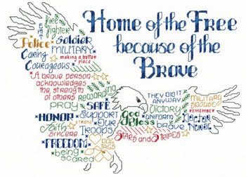 click here to view larger image of Lets Be Brave (chart)