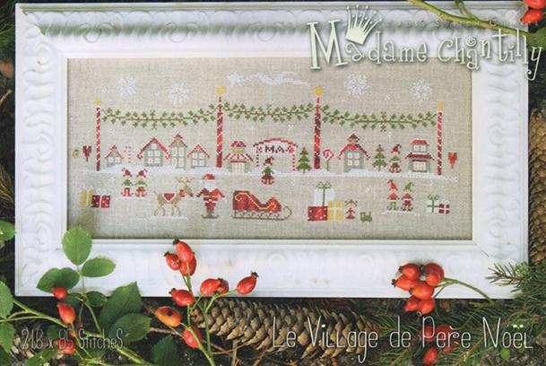 click here to view larger image of Le Village De Pere Noel (chart)