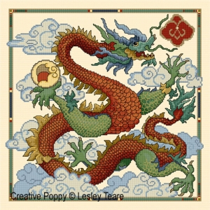 click here to view larger image of Chinese Dragon (chart)
