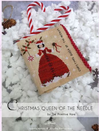 click here to view larger image of Christmas Queen of the Needle (chart)