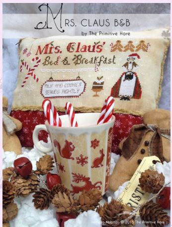 click here to view larger image of Mrs Claus Bed and Breakfast (chart)