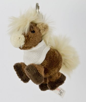 click here to view larger image of Puffy Polly Keychain (stitchable)