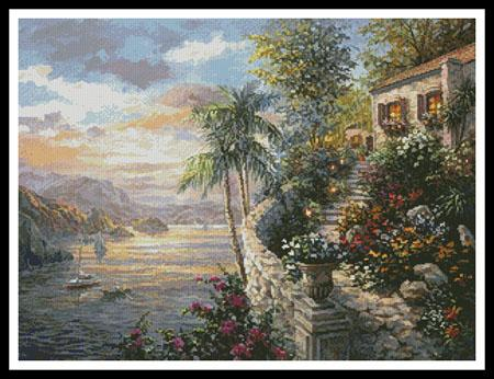 click here to view larger image of Tranquil Sea  (Nicky Boehme) (chart)
