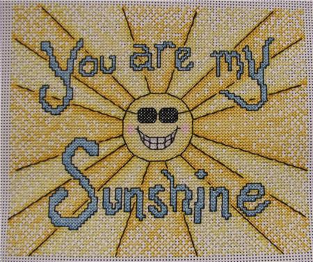 click here to view larger image of You Are My Sunshine (chart)