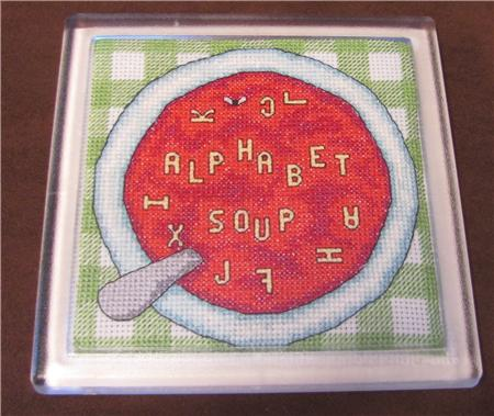 click here to view larger image of Alphabet Soup (chart)