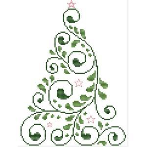 click here to view larger image of Deco Tree 2 (chart)