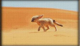 click here to view larger image of Desert Fox (chart)
