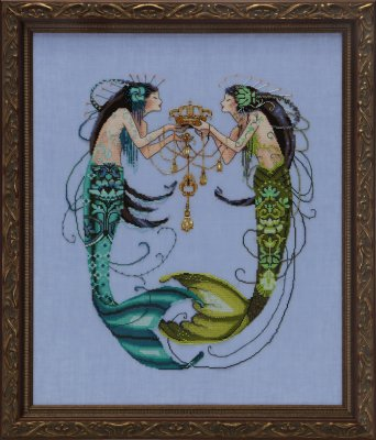 click here to view larger image of Twin Mermaids, The (chart)
