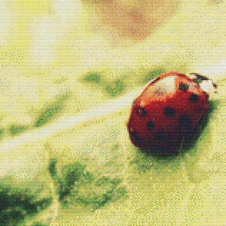 click here to view larger image of Cute Ladybug (chart)