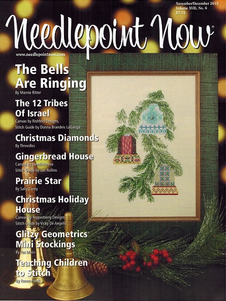 click here to view larger image of Needlepoint Now November/December 2015 (magazines)