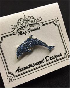 click here to view larger image of Dolphin Magnet (accessory)