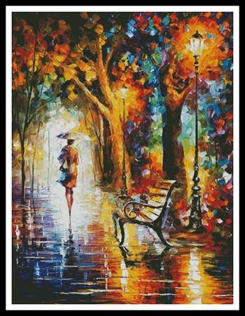 click here to view larger image of End of Patience, The - Large design  (Leonid Afremov) (chart)