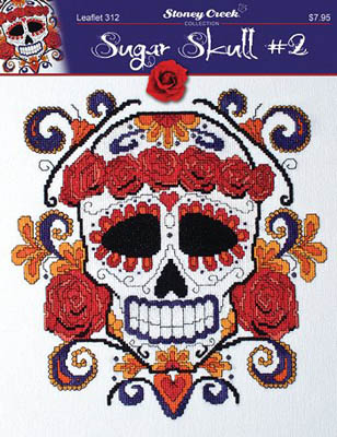 click here to view larger image of Sugar Skull 2 (chart)