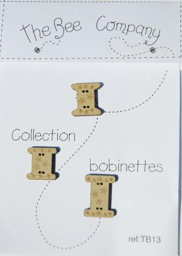click here to view larger image of Spools Collection Buttons (buttons)