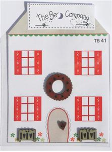 click here to view larger image of House Buttons (buttons)