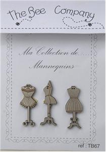 click here to view larger image of Dressmaker Collection Buttons (buttons)