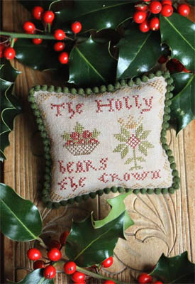 click here to view larger image of Holly Bears The Crown, The (chart)