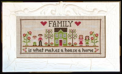 click here to view larger image of Family Home (chart)