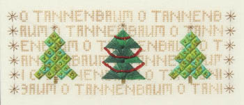 click here to view larger image of O Tannenbaum (chart)