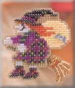 click here to view larger image of Broom Ride (2004) (bead kit)