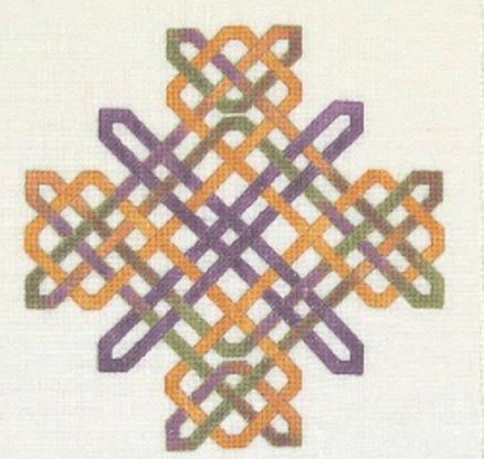 click here to view larger image of More Knotwork Crosses (chart)