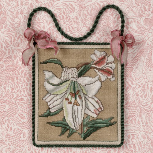 click here to view larger image of Amaryllis 2005 Ornament (counted cross stitch kit)