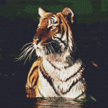 click here to view larger image of Majestic Tiger Profile (chart)