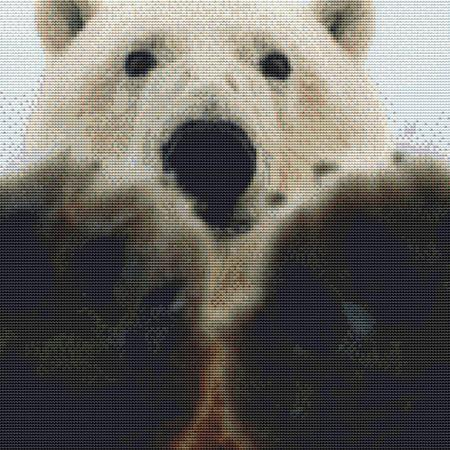 click here to view larger image of Cute Polar Bear (chart)