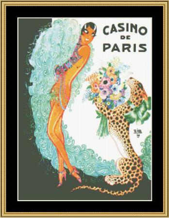 click here to view larger image of Casino De Paris (chart)
